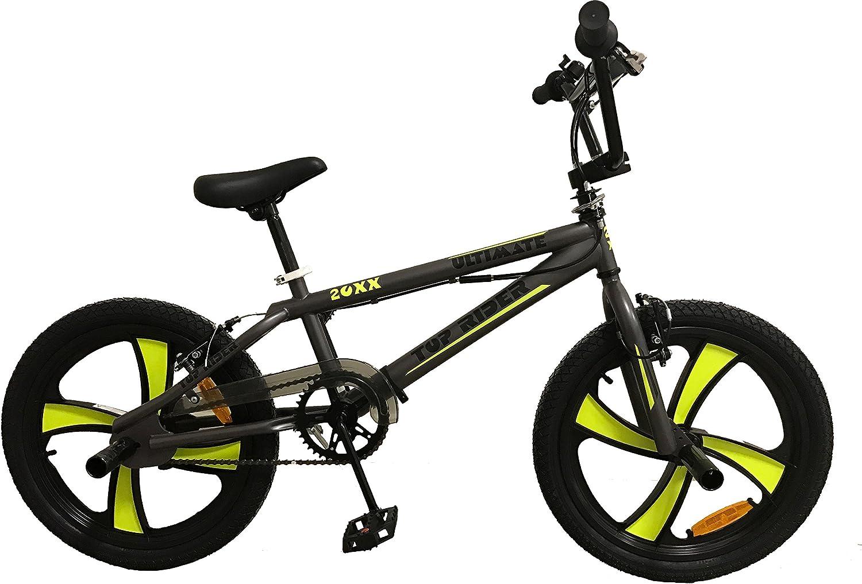 Bicicleta de eStilo libre/BMX, 20 pulgadas, Sistema de Rotor de ...
