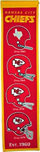 NFL Kansas City Chiefs Heritage Banner