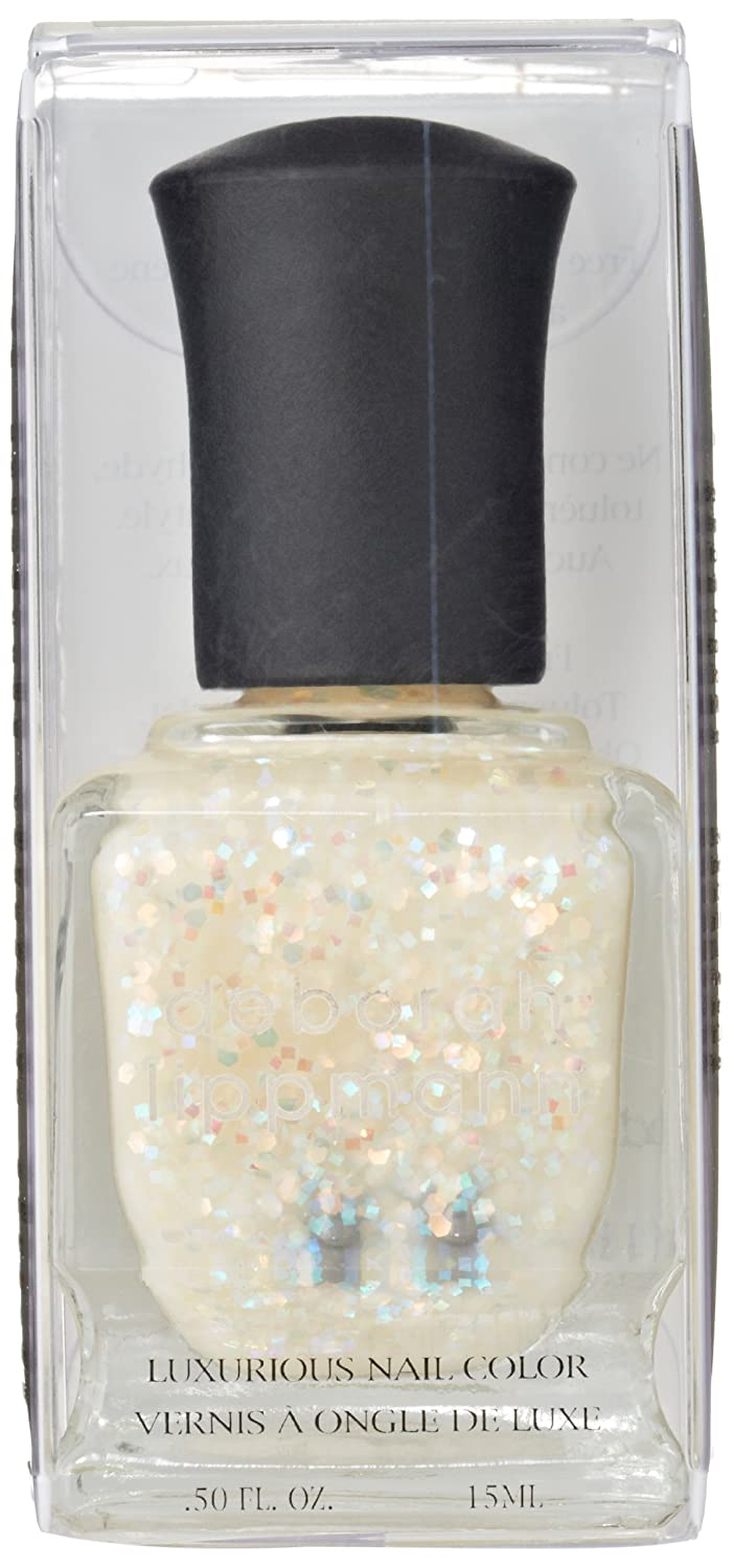 Deborah Lippmann Glitter Nail Lacquer, Stairway To Heaven: Amazon.co ...