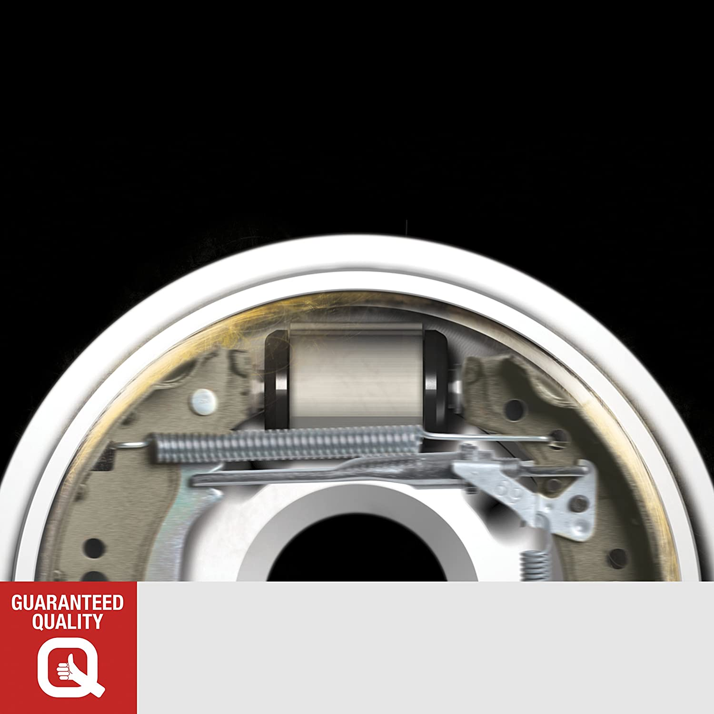 Open Parts BSA2058.00 Bremsbackensatz Hinterachse 4 St/ück