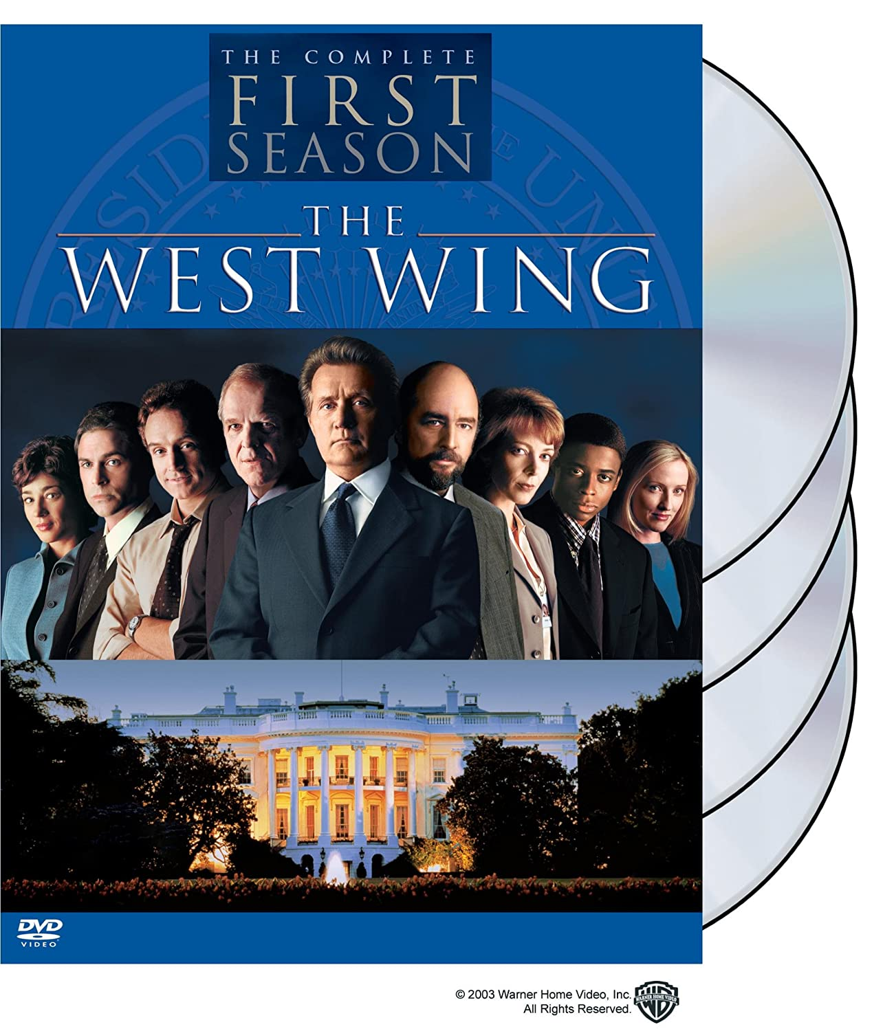 Amazon.com: The West Wing: Season 1: Martin Sheen, Stockard Channing,  Allison Janney, Moira Kelly, Rob Lowe, Janel Moloney, Richard Schiff, John  Spencer, ...