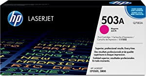 HP 503A | Q7583A | Toner Cartridge | Magenta