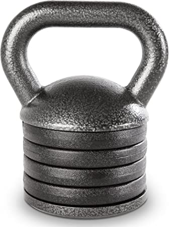 front facing apex adjustable heavy-duty kettlebell