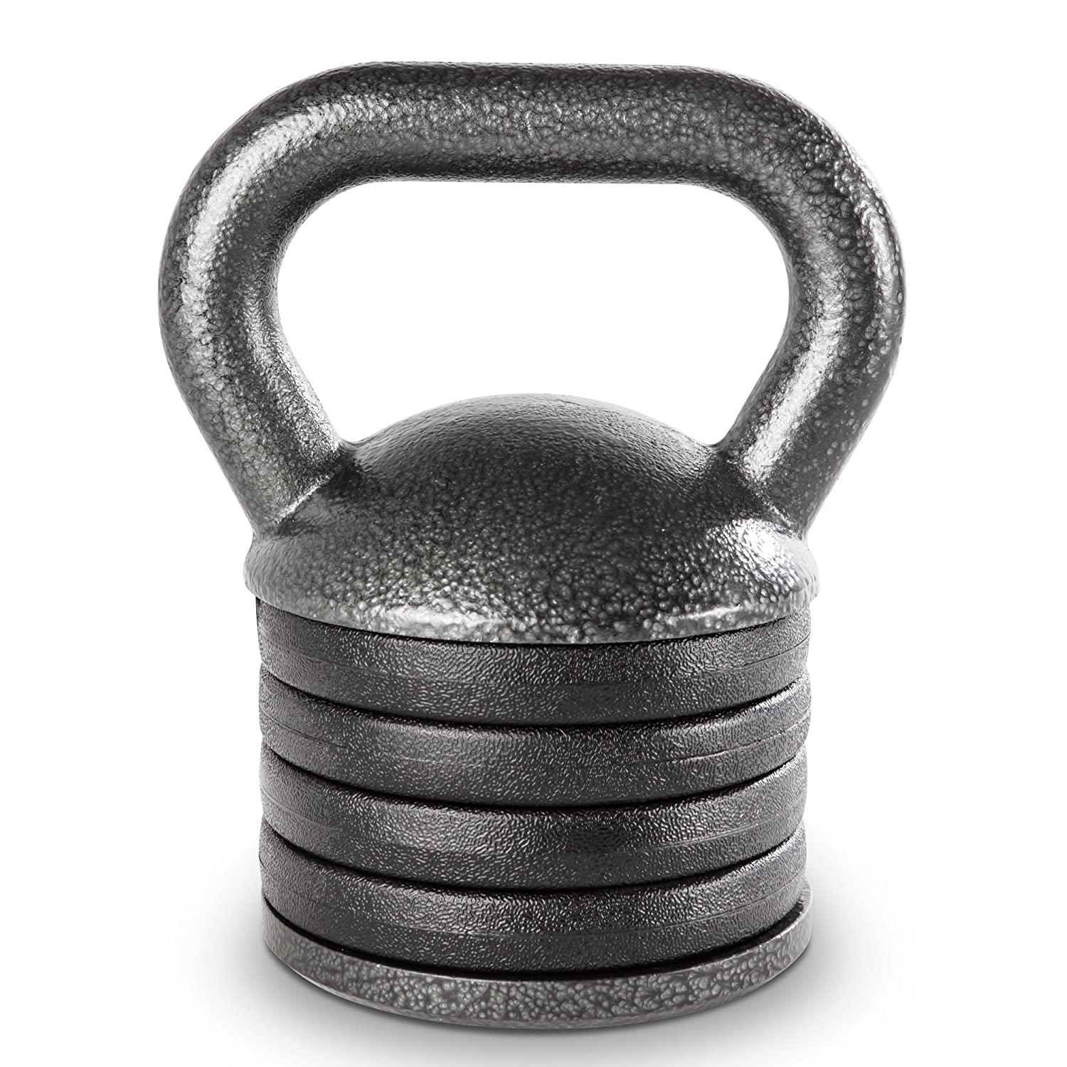 Apex Adjustable Heavy-Duty Exercise Kettlebell Weight Set Strength Training and Weightlifting Equipment for Home Gyms APKB-5009