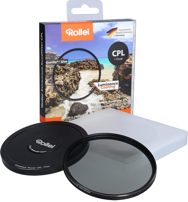 Rollei Filtre Photo Premium CPL 58 mm