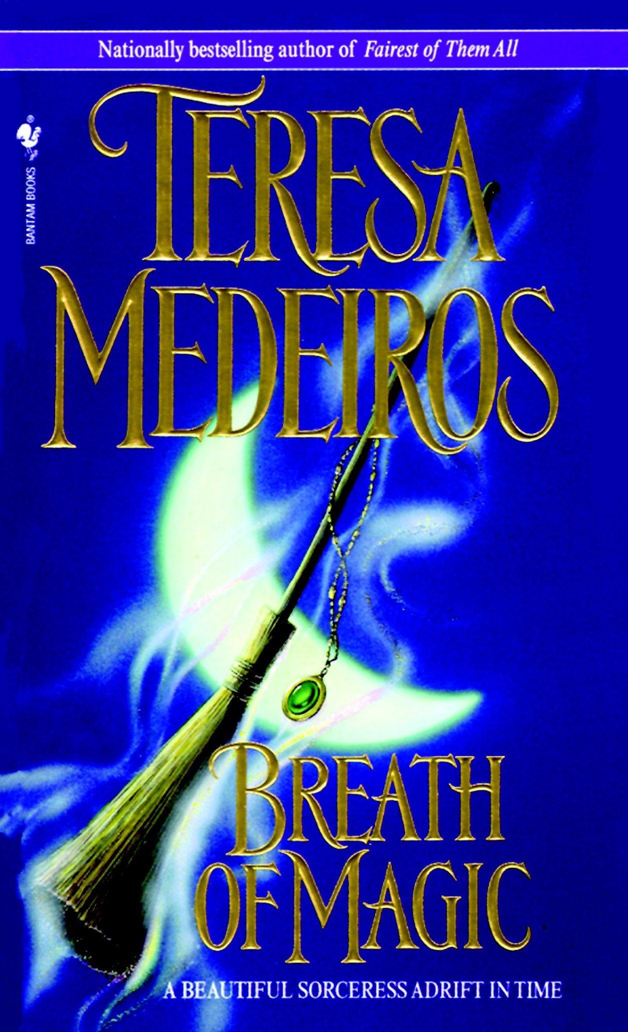 Amazon.com: Breath of Magic: A Novel (Lennox Family Magic) (8601400274422): Teresa  Medeiros: Books