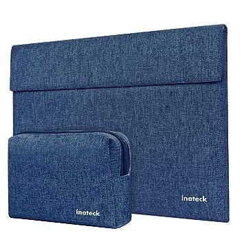 e8f6f5e1d6592 Inateck Laptop Sleeve Tasche Hülle für 13 quot  MacBook Pro mit Touchbar  2016 Version 13