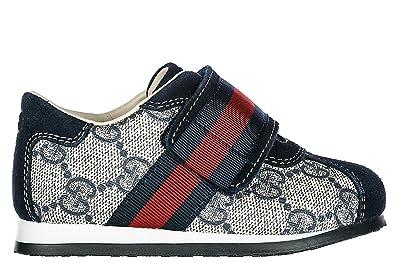heiße neue Produkte süß billig Großhandelsverkauf Gucci Babyschuhe Sneakers Kinder Baby Schuhe Turnschuhe Wildleder ...