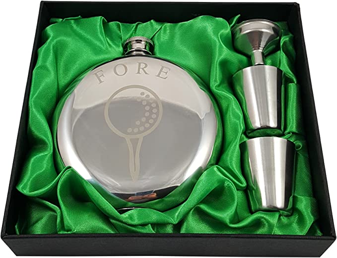 Sin City Limited Edition Flask Gift Set