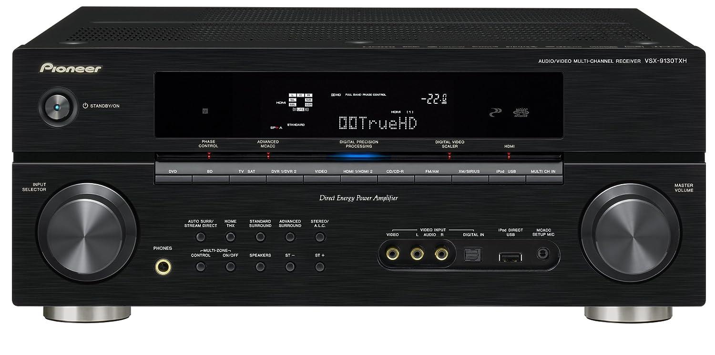 amazon com pioneer vsx 9130txh k 140 watts 7 channel a v receiver rh amazon com Pioneer VSX Receiver Manual Pioneer VSX Receiver