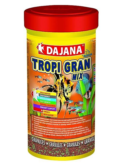 2 opinioni per Dajana Tropi Gran Mix- Mangime completo