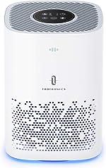 TaoTronics Air Purifier for Home, H13 True HEPA Filter, CADR 200m³/h