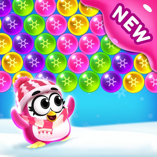 Frozen Pop - Frozen Bubble Shooter Puzzle Games (Best Bubble Shooter Game Android)