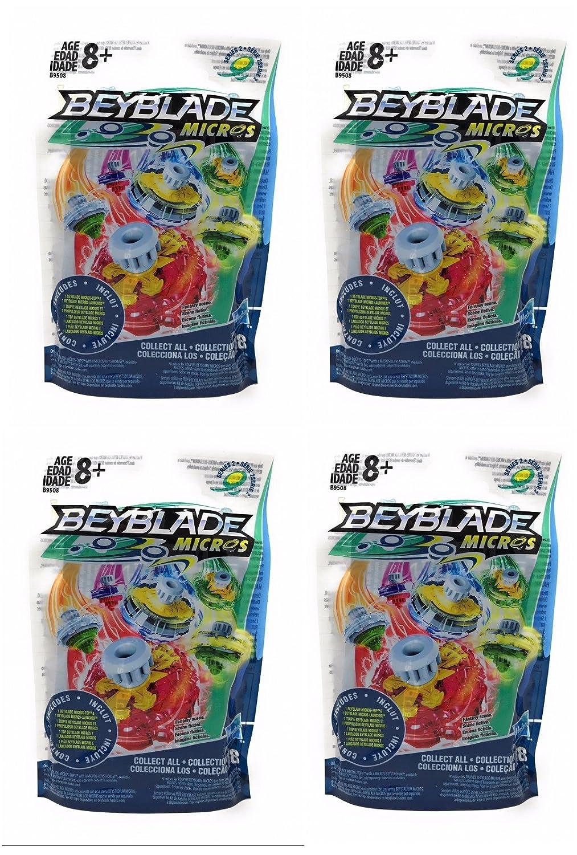 Beyblade Micros Series 2 Blind Bag Pack of 4