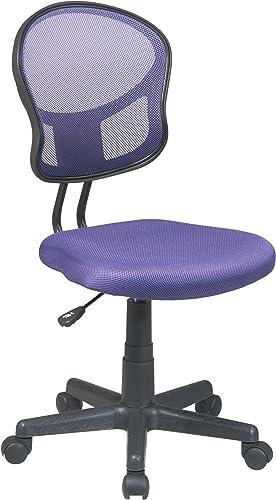 OSP Home Furnishings Mesh Task Chair