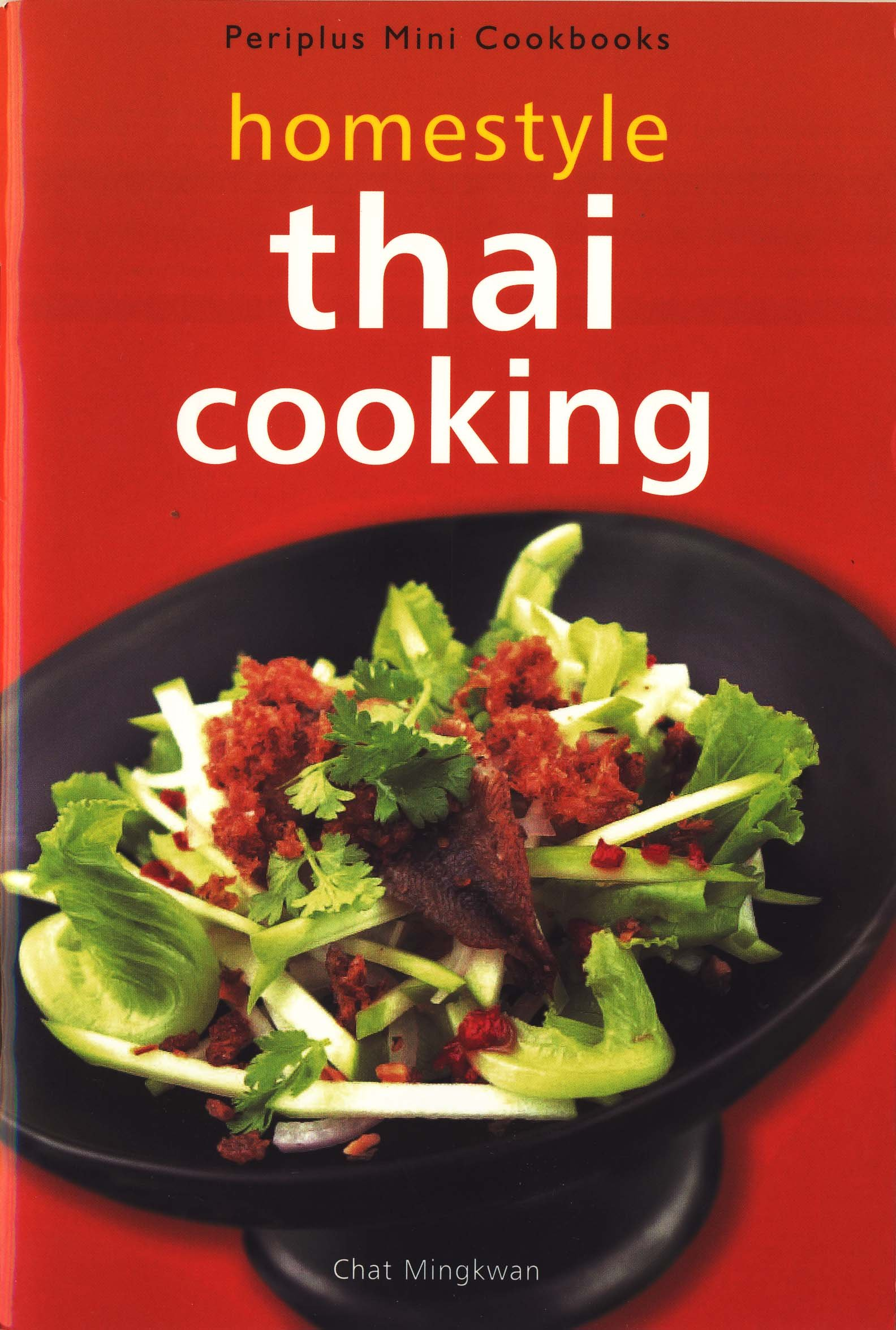 Read Online Periplus Mini Cookbooks: Homestyle Thai Cooking [Paperback] pdf epub