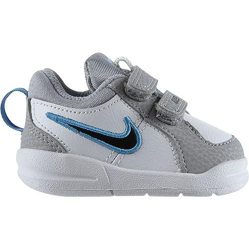 Nike Pico 4 (TDV) - Zapatillas para niño, color blanco, talla 21: Amazon.es: Zapatos y complementos