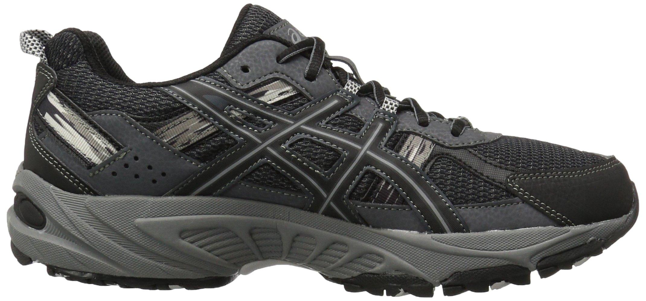 ASICS Men's Gel-Venture 5-M, Black/Onyx/Charcoal, 8 M US by ASICS (Image #7)