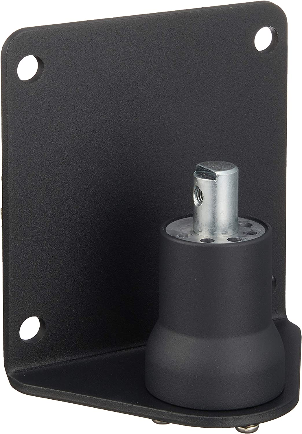 mounting hole diameter 10mm Black Alpha Tech PS9 Series Simple panel mounting adapter PS9-902W-B japan import