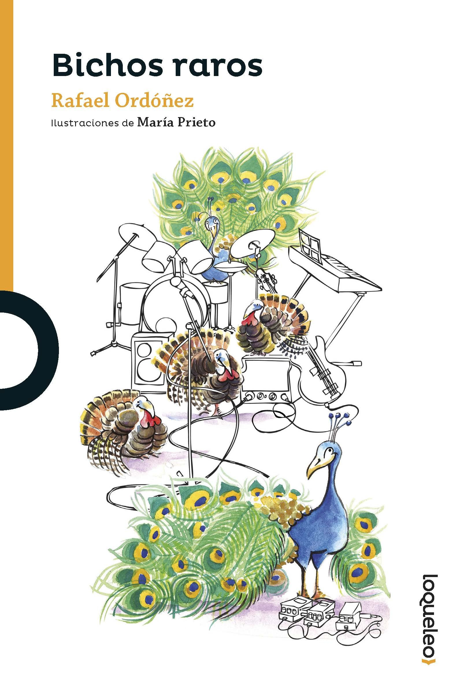 Bichos raros: Amazon.es: Cuadrado Ordóñez, Rafael, Prieto Fernande-Yañez, Maria: Libros