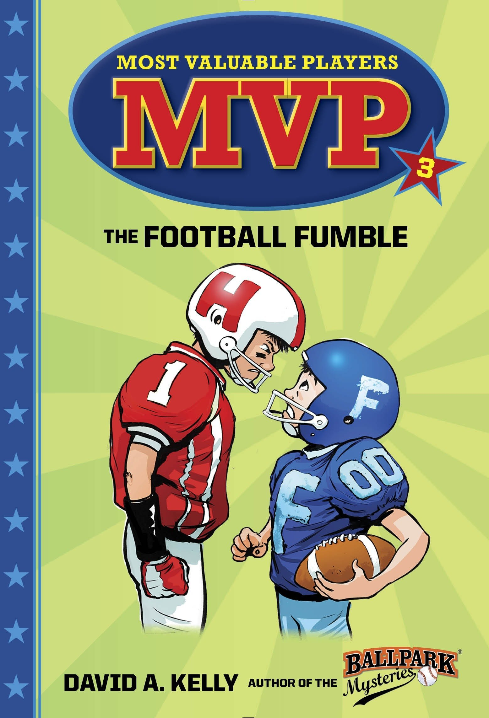Read Online MVP #3: The Football Fumble (Most Valuable Players) pdf