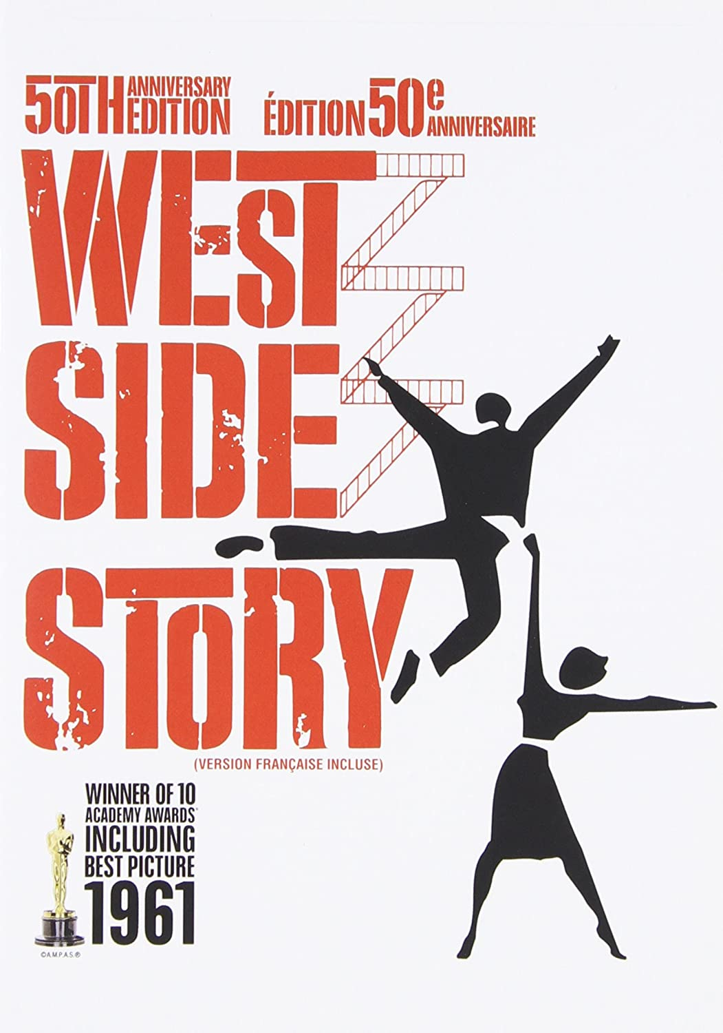 West Side Story 1961 Movies Tv