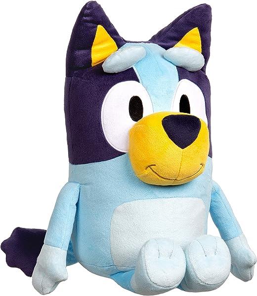 "Bluey 18"" Jumbo Plush stuffed animal for kids"