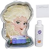 Disney Frozen Winter Magic Cake Decorating Kit
