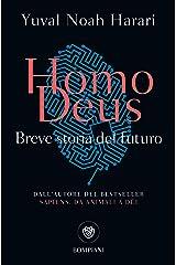 Homo Deus: Breve storia del futuro (Italian Edition) Kindle Edition