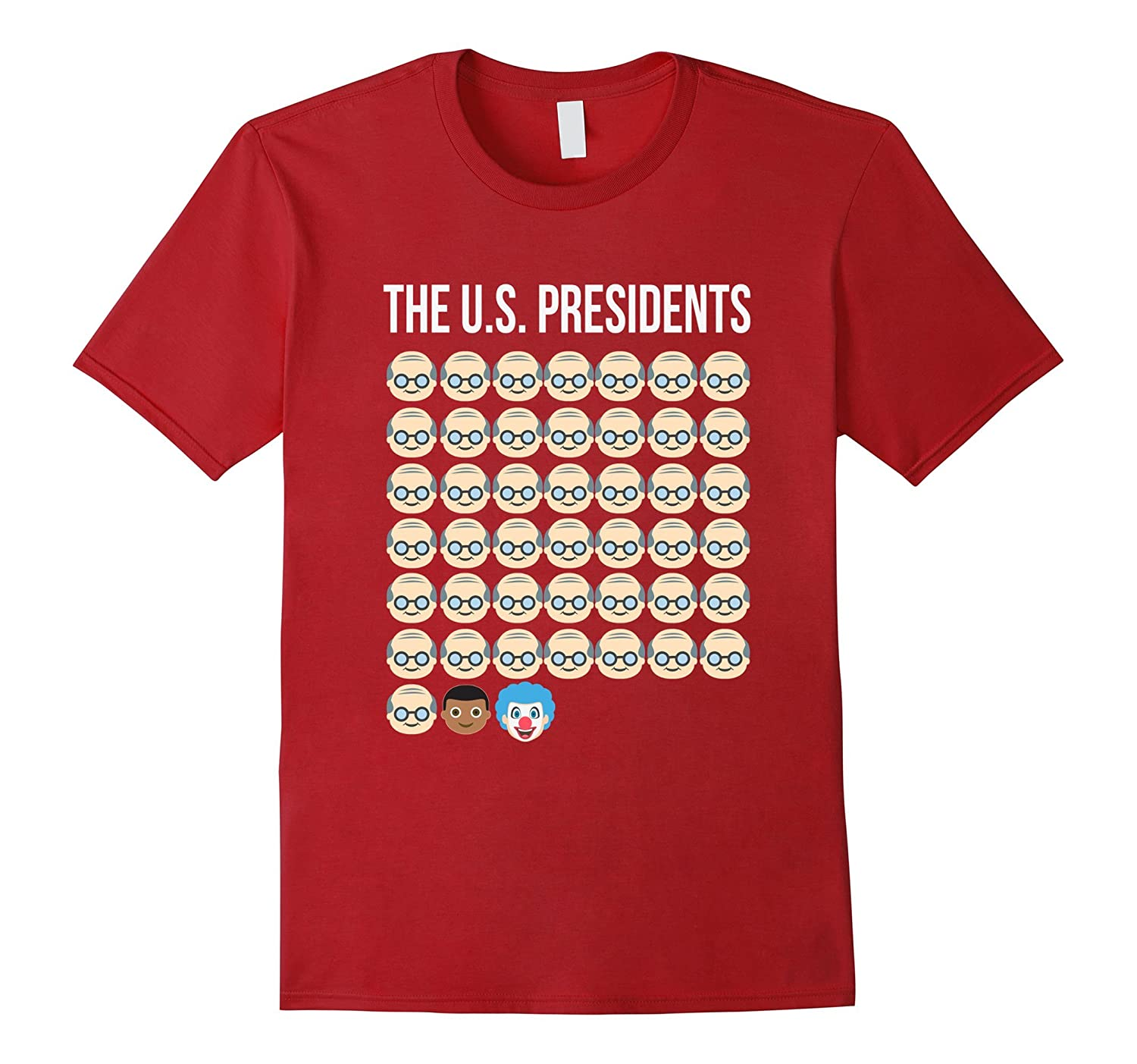 Funny Anti Trump Emoji gift shirt for women and men-CD