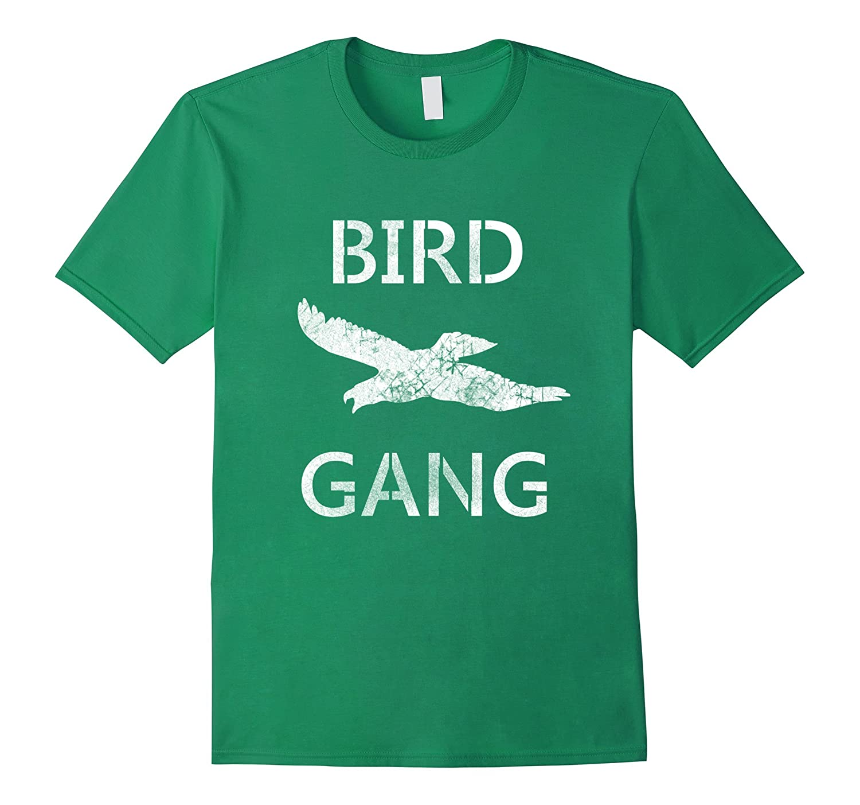 Bird Gang Eagle Tee Shirt-ah my shirt one gift