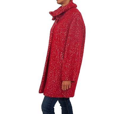 wholesale dealer 480ee b2539 Cappotto LIU JO Donna C68267 T2164) V9722 Rosso II198C68267 ...
