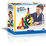 Guidecraft G8301 Better Builders Set First Magnetic Construction Toy (Pack of 60)