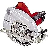 Einhell TH-CS 1400 Sierra Circular 1400 W, 230 V, hoja de sierra de metal duro, 24 dientes (ref.4330937)