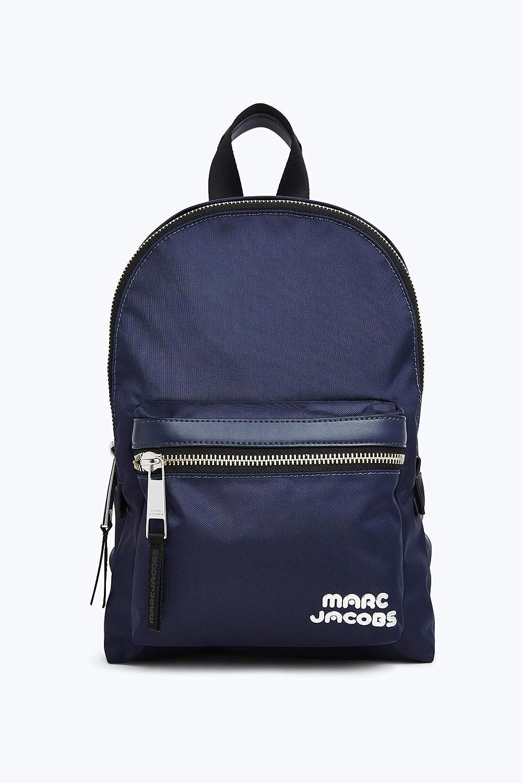 (マークジェイコブス) MARC JACOBS レディースバッグ リュック トレックパックミディアムバックパック (並行輸入品) B07HLZSGYS Midnight Blue One Size
