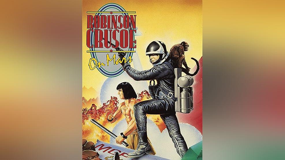 Robinson Crusoe auf dem Mars