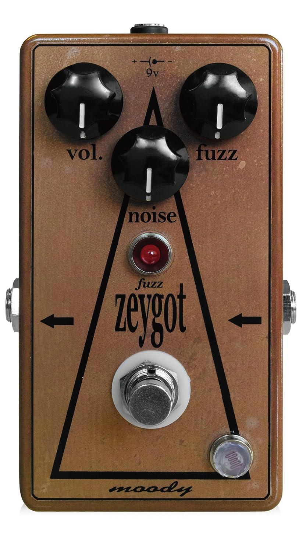 Moody Sounds ムーディーサウンズ ファズ Zeygot Fuzz 【国内正規品】   B00MWPGN8E