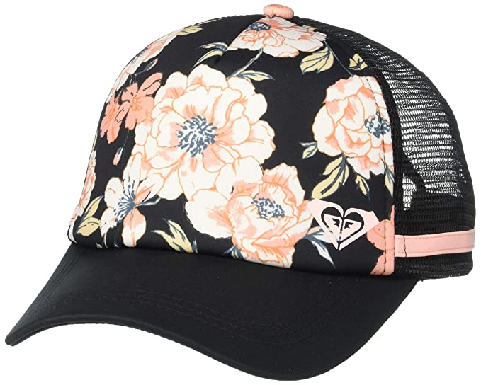 Amazon.com: Roxy Dig This Trucker - Gorro para mujer, talla ...