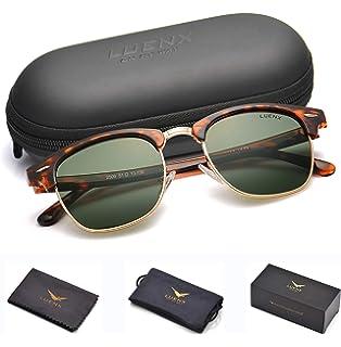 fd9d3274366 Amazon.com  Wood Sunglasses Polarized for Men and Women - Bamboo ...