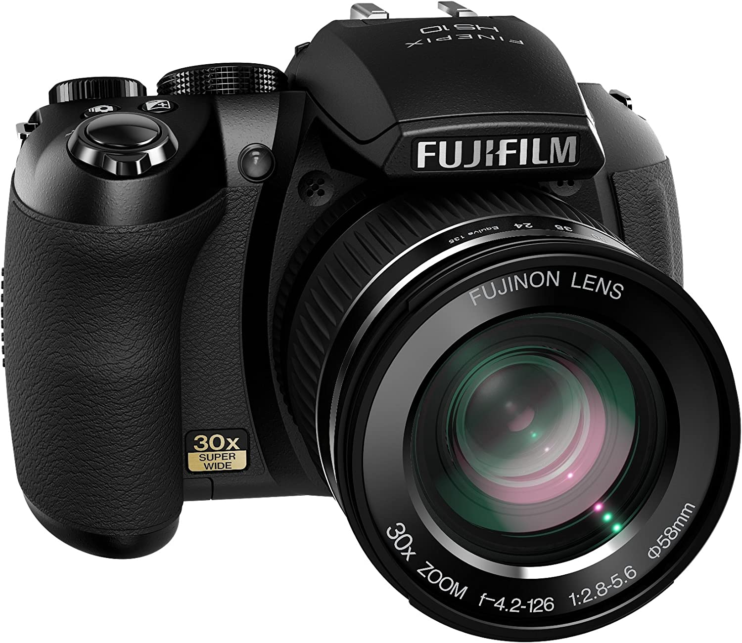 Fujifilm FinePix HS10 - Cámara Digital Compacta 10.3 MP (3 ...