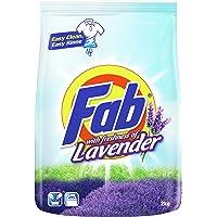 Fab Powder Detergent, Lavender, 2.1 kg
