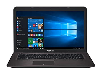 Asus F756UV-T4123T 17 Zoll Notebook