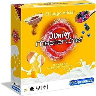 Clementoni Juego de Mesa Masterchef Junior, (552450)