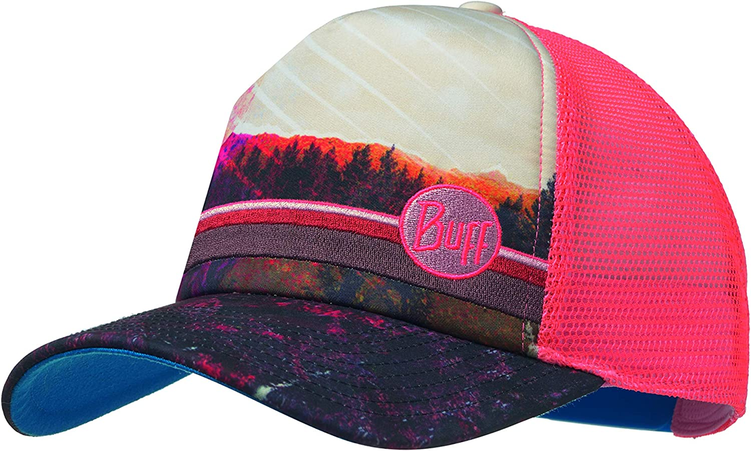 Buff Collage Gorra Trucker, Mujer, Multi, Talla única: Amazon.es ...