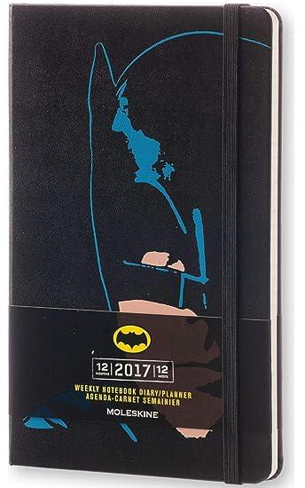 Amazon.com: Moleskine 2017 Batman Limited Edition - Cuaderno ...