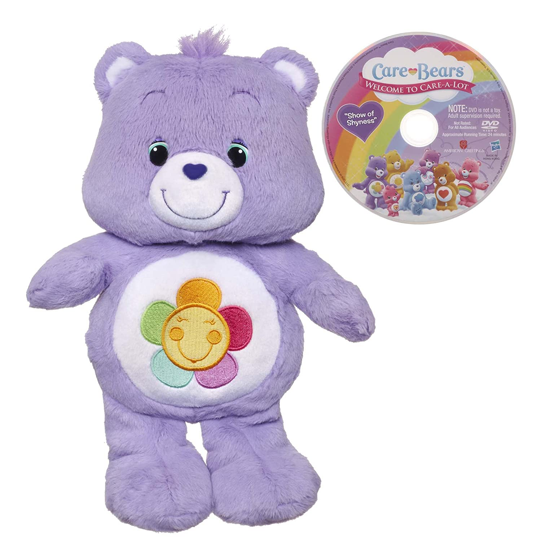 Amazoncom Care Bears Harmony Bear Toy with DVD Toys  Games