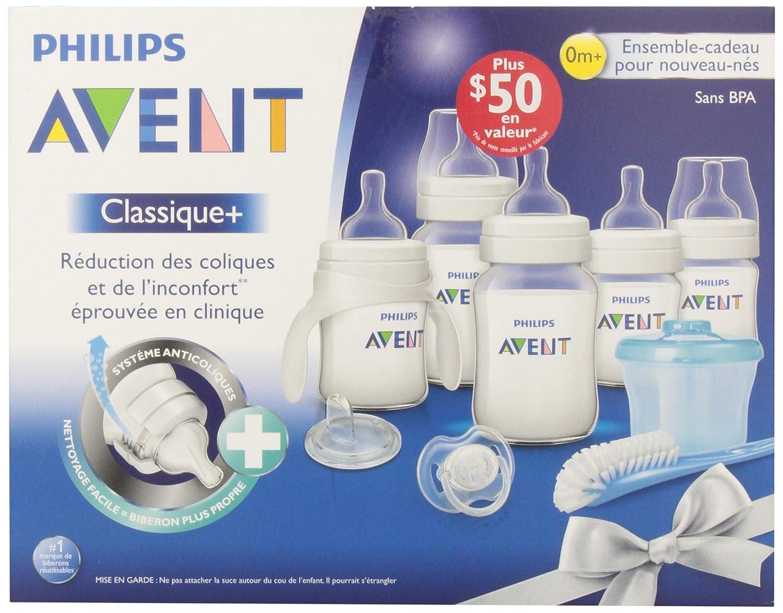 Philips Avent BPA Free Anti-colic bottle Newborn Starter Set SCD394//01