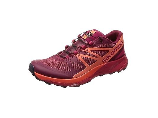 SALOMON Sense Ride W, Zapatillas de Trail Running para Mujer: Amazon.es: Zapatos y complementos