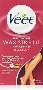 Veet Ready-to-Use Hair Remover Kit