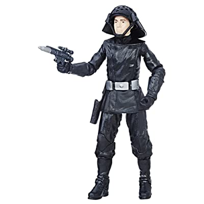 Star Wars The Black Series 40th Anniversary Death Squad Commander, 6-inch: Toys & Games